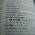 prononciation anglais